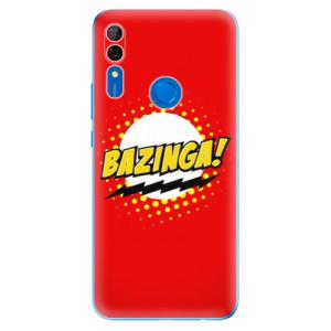 Silikonové odolné pouzdro iSaprio - Bazinga 01 na mobil Huawei P Smart Z