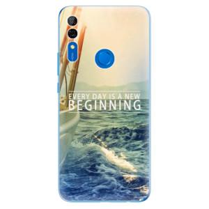 Silikonové odolné pouzdro iSaprio - Beginning na mobil Huawei P Smart Z