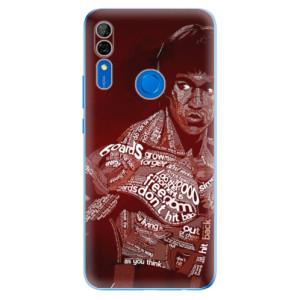 Silikonové odolné pouzdro iSaprio - Bruce Lee na mobil Huawei P Smart Z