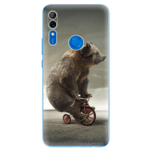 Silikonové odolné pouzdro iSaprio - Bear 01 na mobil Huawei P Smart Z