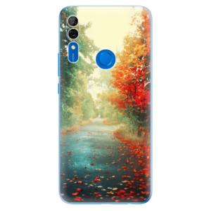 Silikonové odolné pouzdro iSaprio - Autumn 03 na mobil Huawei P Smart Z