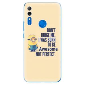 Silikonové odolné pouzdro iSaprio - Be Awesome na mobil Huawei P Smart Z