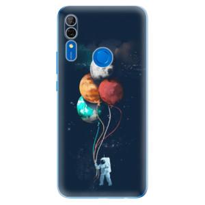 Silikonové odolné pouzdro iSaprio - Balloons 02 na mobil Huawei P Smart Z