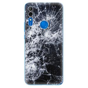 Silikonové odolné pouzdro iSaprio - Cracked na mobil Huawei P Smart Z