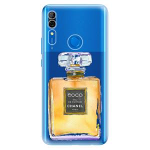 Silikonové odolné pouzdro iSaprio - Chanel Gold na mobil Huawei P Smart Z