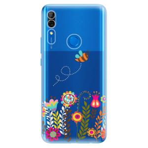 Silikonové odolné pouzdro iSaprio - Bee 01 na mobil Huawei P Smart Z