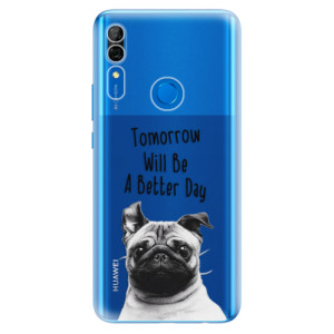 Silikonové odolné pouzdro iSaprio - Better Day 01 na mobil Huawei P Smart Z