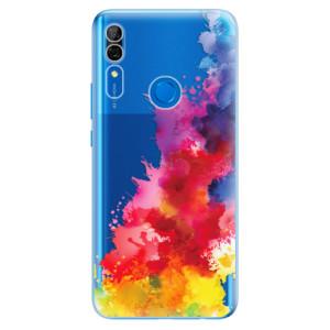 Silikonové odolné pouzdro iSaprio - Color Splash 01 na mobil Huawei P Smart Z
