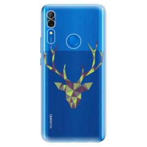 Silikonové odolné pouzdro iSaprio - Deer Green na mobil Huawei P Smart Z
