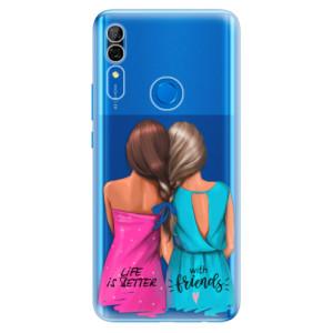 Silikonové odolné pouzdro iSaprio - Best Friends na mobil Huawei P Smart Z