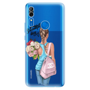 Silikonové odolné pouzdro iSaprio - Beautiful Day na mobil Huawei P Smart Z