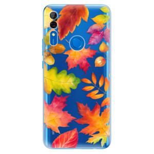 Silikonové odolné pouzdro iSaprio - Autumn Leaves 01 na mobil Huawei P Smart Z