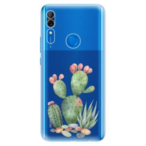 Silikonové odolné pouzdro iSaprio - Cacti 01 na mobil Huawei P Smart Z