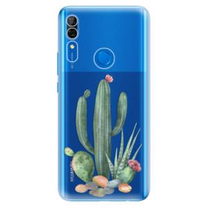 Silikonové odolné pouzdro iSaprio - Cacti 02 na mobil Huawei P Smart Z