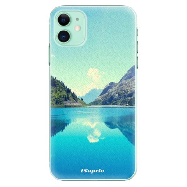 Plastové pouzdro iSaprio - Lake 01 na mobil Apple iPhone 11