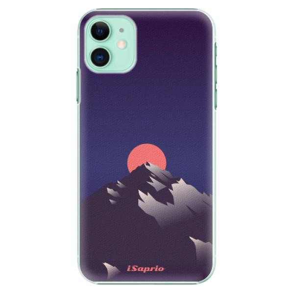 Plastové pouzdro iSaprio - Mountains 04 na mobil Apple iPhone 11