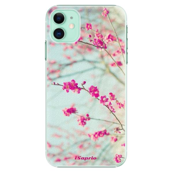 Plastové pouzdro iSaprio - Blossom 01 na mobil Apple iPhone 11