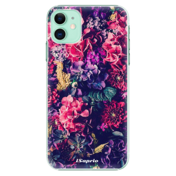 Plastové pouzdro iSaprio - Flowers 10 na mobil Apple iPhone 11