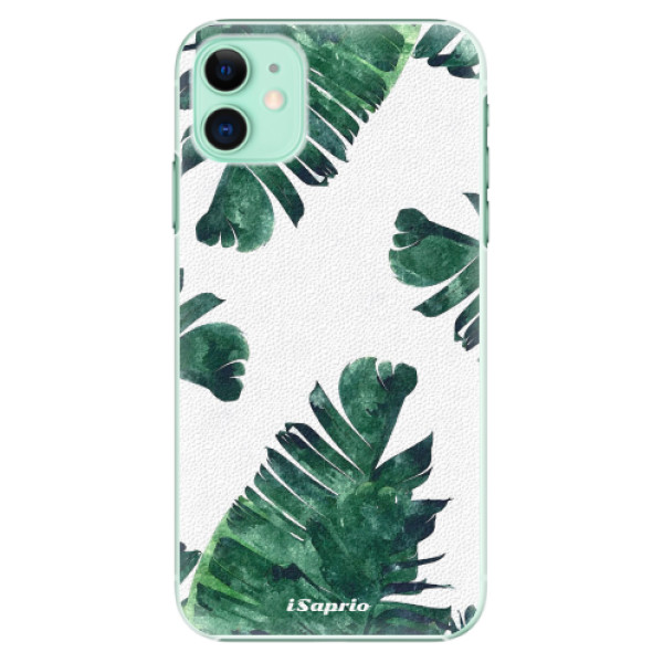 Plastové pouzdro iSaprio - Jungle 11 na mobil Apple iPhone 11