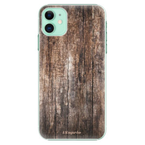 Plastové pouzdro iSaprio - Wood 11 na mobil Apple iPhone 11 - výprodej
