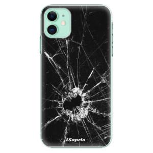 Plastové pouzdro iSaprio - Broken Glass 10 na mobil Apple iPhone 11