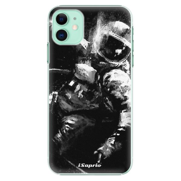 Plastové pouzdro iSaprio - Astronaut 02 na mobil Apple iPhone 11