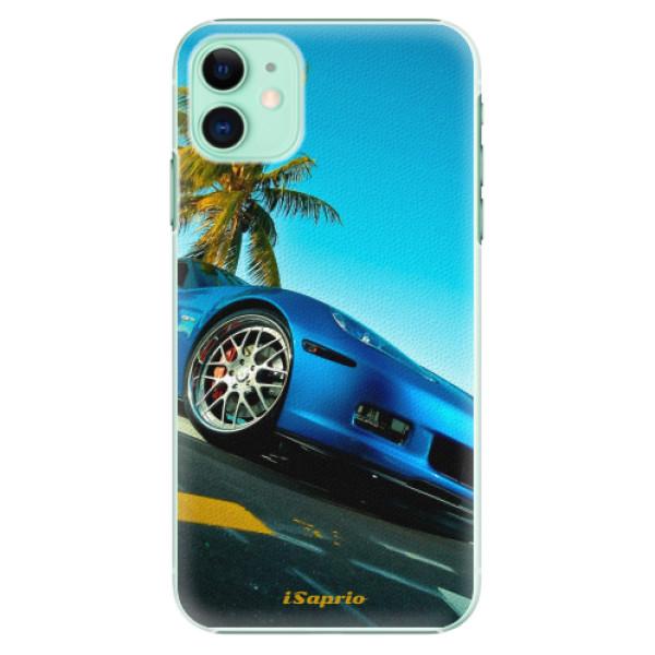 Plastové pouzdro iSaprio - Car 10 na mobil Apple iPhone 11
