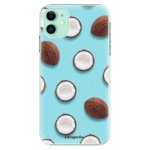 Plastové pouzdro iSaprio - Coconut 01 na mobil Apple iPhone 11
