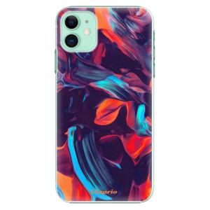 Plastové pouzdro iSaprio - Color Marble 19 na mobil Apple iPhone 11