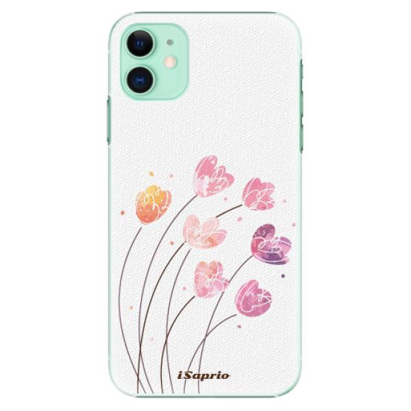 Plastové pouzdro iSaprio - Flowers 14 na mobil Apple iPhone 11