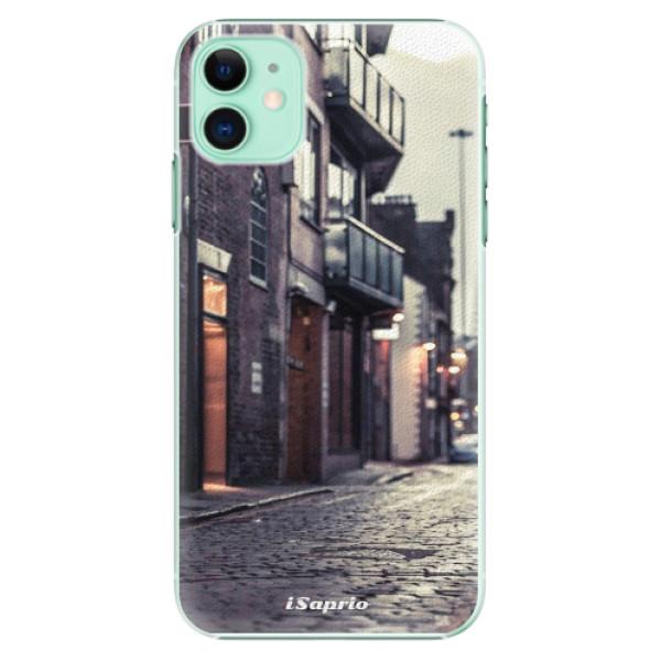 Plastové pouzdro iSaprio - Old Street 01 na mobil Apple iPhone 11