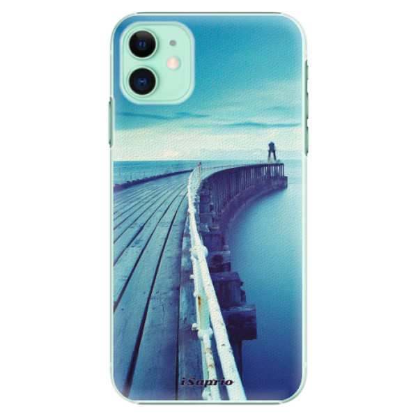 Plastové pouzdro iSaprio - Pier 01 na mobil Apple iPhone 11