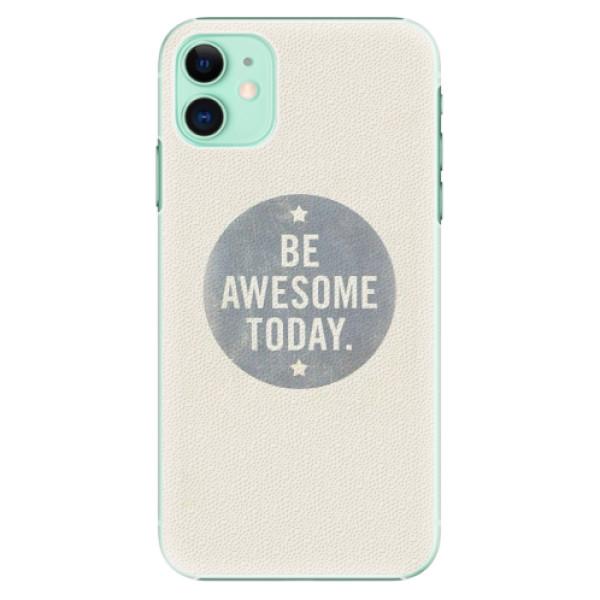 Plastové pouzdro iSaprio - Awesome 02 na mobil Apple iPhone 11