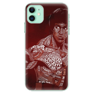 Plastové pouzdro iSaprio - Bruce Lee na mobil Apple iPhone 11