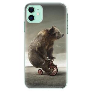 Plastové pouzdro iSaprio - Bear 01 na mobil Apple iPhone 11