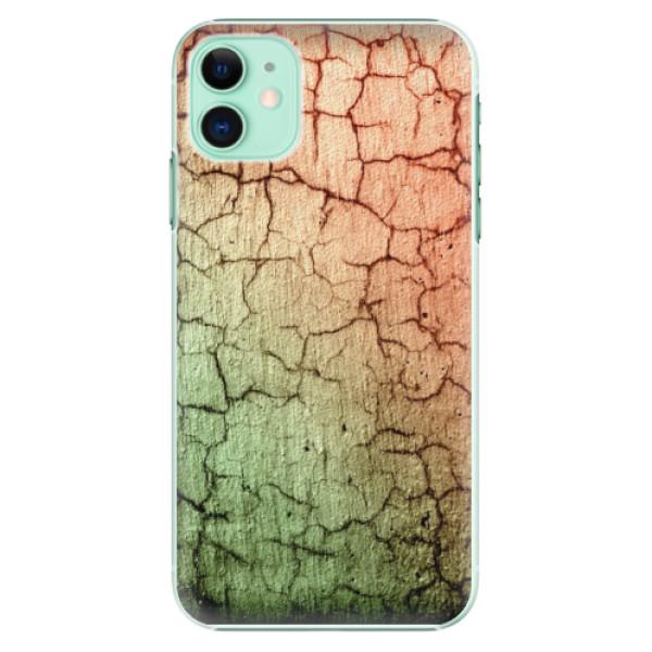 Plastové pouzdro iSaprio - Cracked Wall 01 na mobil Apple iPhone 11