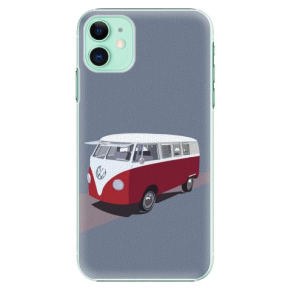 Plastové pouzdro iSaprio - VW Bus na mobil Apple iPhone 11