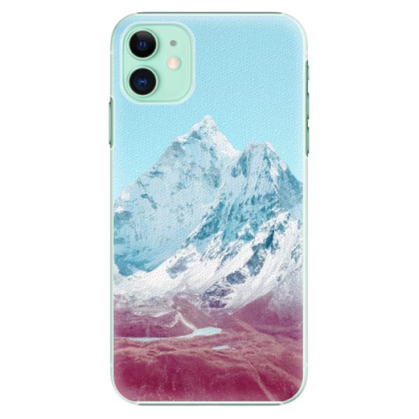 Plastové pouzdro iSaprio - Highest Mountains 01 na mobil Apple iPhone 11