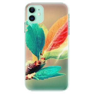 Plastové pouzdro iSaprio - Autumn 02 na mobil Apple iPhone 11