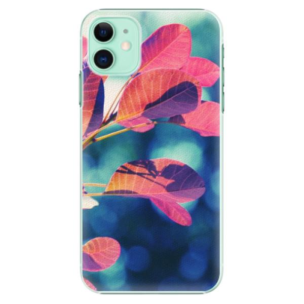 Plastové pouzdro iSaprio - Autumn 01 na mobil Apple iPhone 11