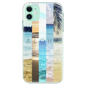 Plastové pouzdro iSaprio - Aloha 02 na mobil Apple iPhone 11