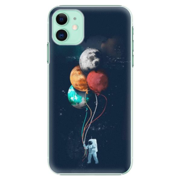 Plastové pouzdro iSaprio - Balloons 02 na mobil Apple iPhone 11