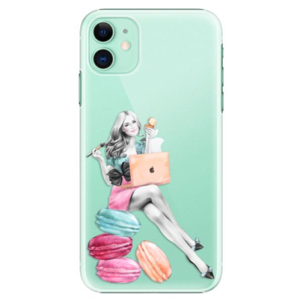 Plastové pouzdro iSaprio - Girl Boss na mobil Apple iPhone 11