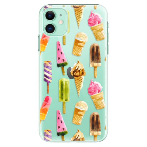 Plastové pouzdro iSaprio - Ice Cream na mobil Apple iPhone 11
