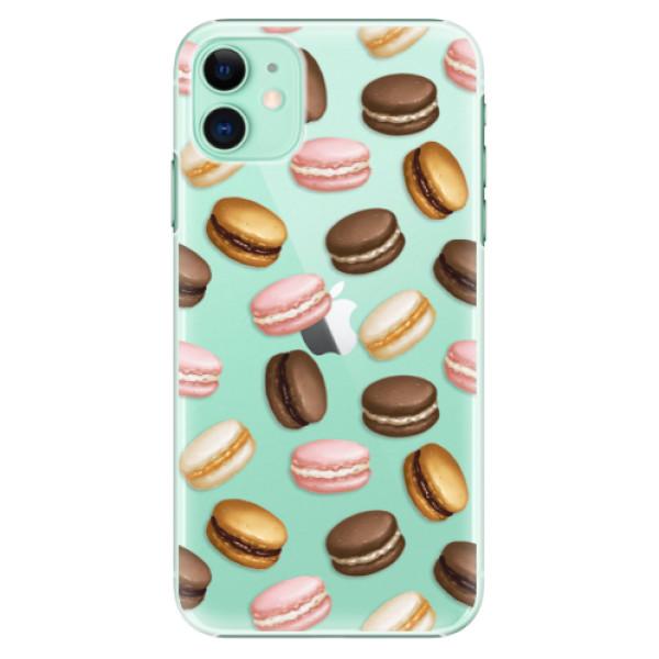 Plastové pouzdro iSaprio - Macaron Pattern na mobil Apple iPhone 11