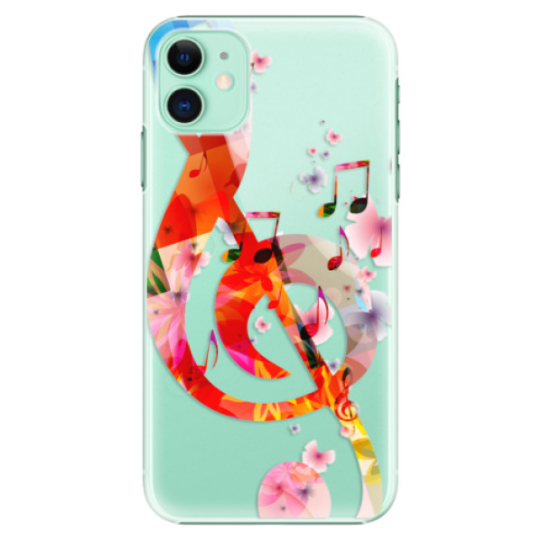 Plastové pouzdro iSaprio - Music 01 na mobil Apple iPhone 11