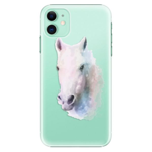 Plastové pouzdro iSaprio - Horse 01 na mobil Apple iPhone 11