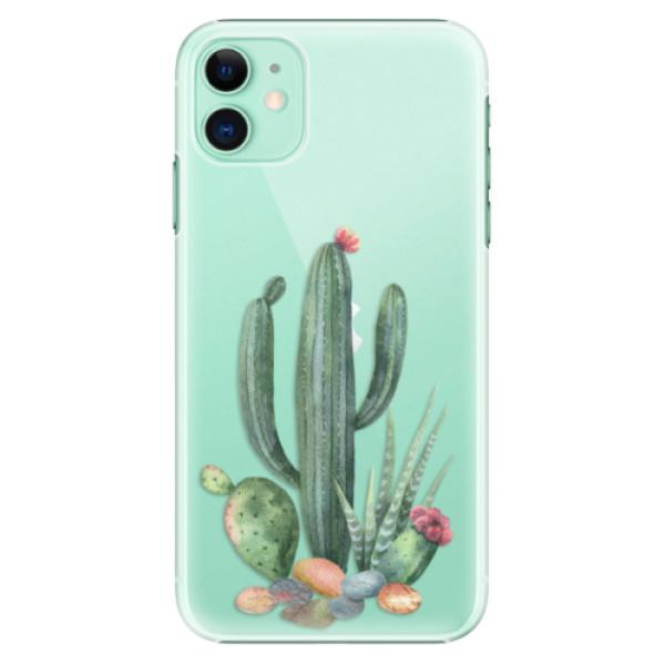 Plastové pouzdro iSaprio - Cacti 02 na mobil Apple iPhone 11