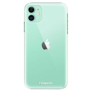 Plastové pouzdro iSaprio - 4Pure mléčné bez potisku na mobil Apple iPhone 11