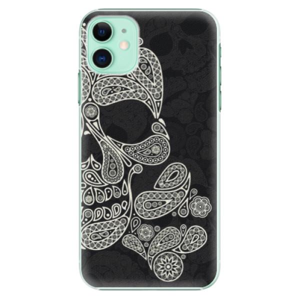 Plastové pouzdro iSaprio - Mayan Skull na mobil Apple iPhone 11